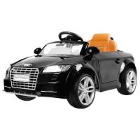 Audi TT RS Must  Elektrilised autod