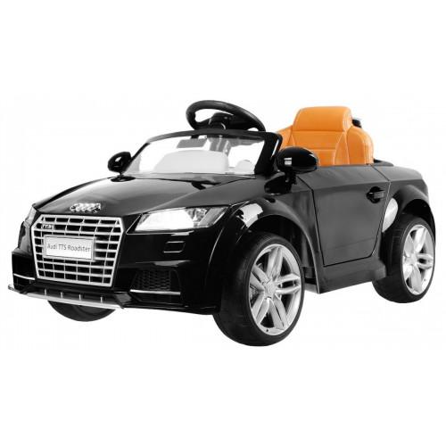 Elektriline Auto Audi TT RS Must Lakitud Lastele