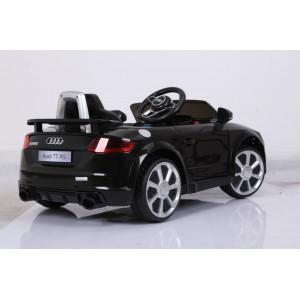 AUDI Quatro TT RS Must Elektrilised autod