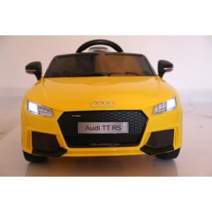 AUDI Quatro TT RS Kollane  Elektrilised autod