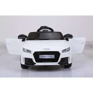 AUDI Quatro TT RS Valge Elektrilised autod