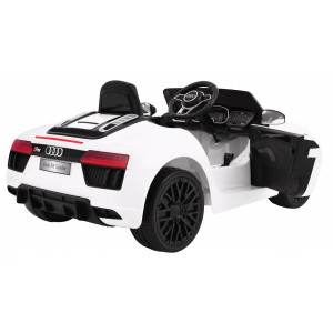 Audi R8 RS Valge Elektrilised autod