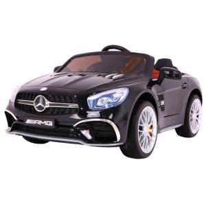 Mercedes SL65 AMG Must Elektrilised autod