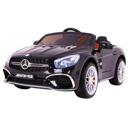 7681e7dd9a3 Elektriline auto Mercedes SL65 AMG Must Lakitud Lastele