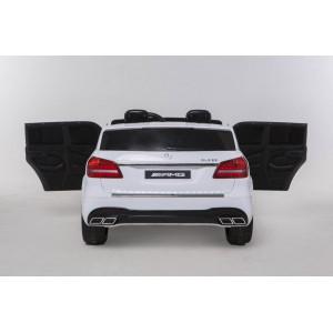 Mercedes GLS63 AMG 4WD Valge Lakitud Elektrilised autod