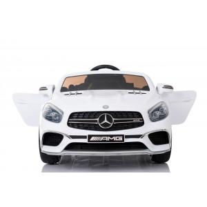 Mercedes SL65 AMG Valge Elektrilised autod