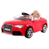 AUDI RS5 laste elektriauto Punane ELEKTRILISED AUTOD