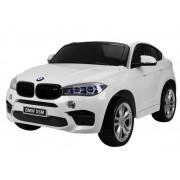 Kahekohaline BMW X6M Valge Elektrilised autod