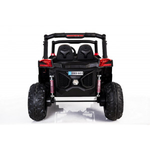 BAGI SuperStar 4X4 Punane Elektrilised autod