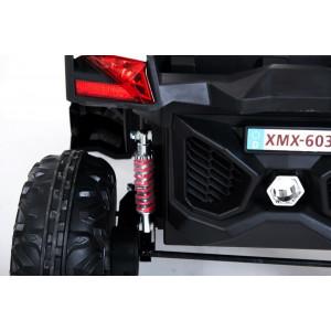 BAGI SuperStar 4X4 Valge Elektrilised autod