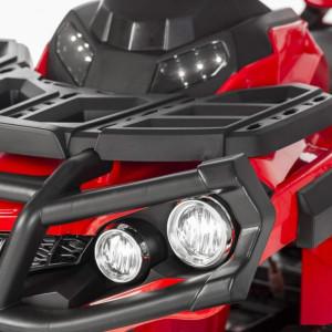 ATV Punane
