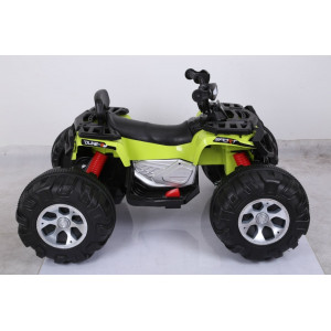 ATV MONSTER 24V Roheline