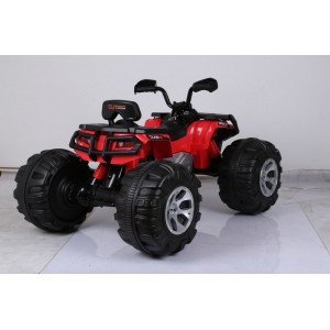 ATV MONSTER 24V Punane