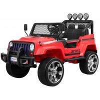 UUS Jeep Raptor Drifter 4X4 Punane Elektrilised autod