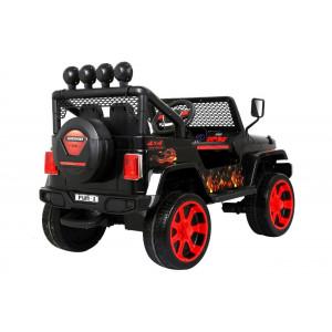 UUS Raptor Drifter 4X4 Must Klepsudega Elektrilised autod