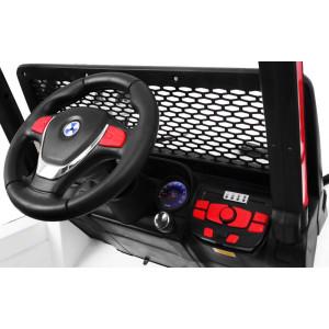 UUS Jeep Raptor Drifter 4X4 Valge Elektrilised autod