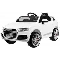 Audi Q7 Valge Lakitud ELEKTRILISED AUTOD