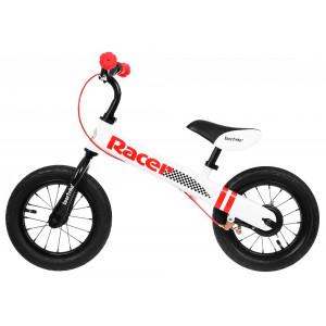 Jooksuratas Sportrike RACER Valge Jalgrattad