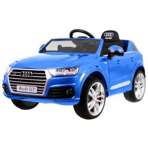 Audi Q7 Sinine Lakitud ELEKTRILISED AUTOD