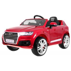 Audi Q7 Punane Lakitud ELEKTRILISED AUTOD