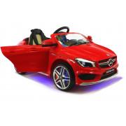 Mercedes CLA Punane Elektrilised autod