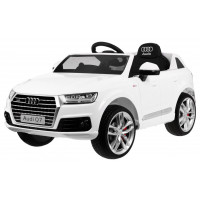 Audi Q7 Valge Lakitud