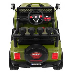 UUS Jeep Raptor Drifter 4X4  Roheline Elektrilised autod