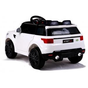 Laste Elektriauto HL1638 Valge Elektrilised autod