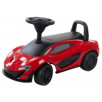 Pealeistutav Tõukeauto  McLaren Punane Tõukeautod