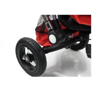 Kolmerattaline jalgratas Pro700 Punane Jalgrattad