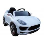 Elektriline auto Coronet S Valge Elektrilised autod