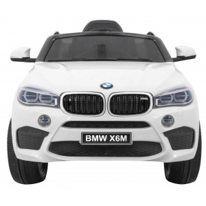 BMW X6M Valge Elektrilised autod