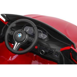 BMW X6M Punane Lakitud Elektrilised autod