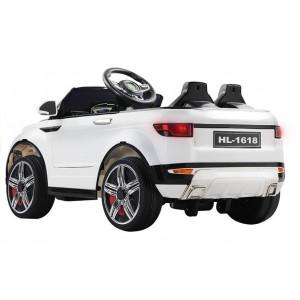 Elektriline auto HL1618 Valge Elektrilised autod