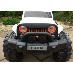 Elektriauto PB810 Valge Elektrilised autod