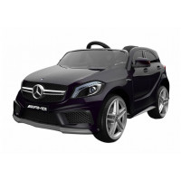 Mercedes A45 AMG Must Elektrilised autod