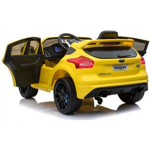 Ford Focus RS Kollane Elektrilised autod