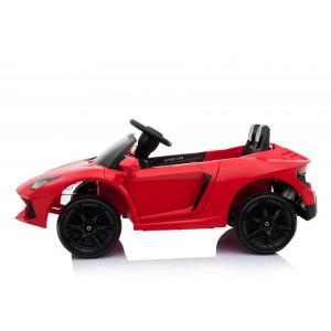 Punane Super Car Elektrilised autod