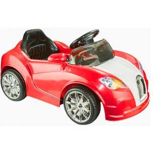 Bugati Lavazza Punane Elektrilised autod