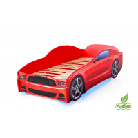 Auto-Voodi MG Light Punane