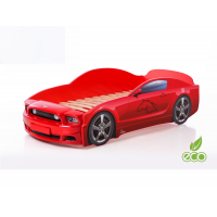 Auto-Voodi MG PLUS Punane