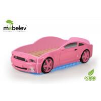Auto-Voodi MG 3D Roosa Auto-voodid