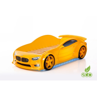 Auto-Voodi Evo Beta 3D Kollane Auto-voodid