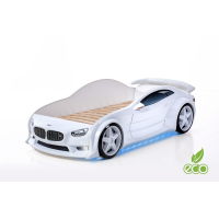 Auto-Voodi Evo Beta 3D Valge Auto-voodid