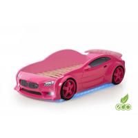 Auto-Voodi Evo Beta 3D Roosa Auto-voodid