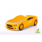 Auto-Voodi Evo Volt 3D Kollane Auto-voodid