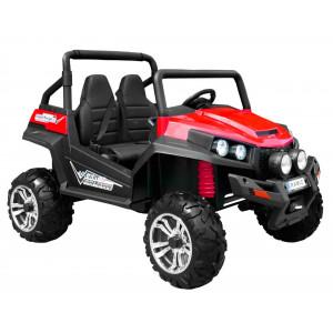 Grand BAGI Kahekohaline 4X4 Punane Elektrilised autod