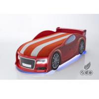 Auto-Voodi Uno Alfa S4 Punane Auto-voodi