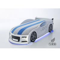 Auto-Voodi Uno Alfa S4 Valge Auto-voodi