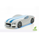 Auto-Voodi Uno Alfa S6 Valge Auto-voodi